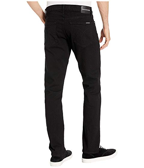 カルバンクラインジーンズ CALVIN KLEIN JEANS スリム 【 SLIM FIT FOREVER BLACK 】 メンズファッション ズボン パンツ 送料無料