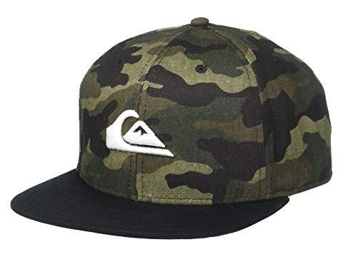QUIKSILVER クイックシルバー 【 QUIKSILVER CHOMPERS HAT CAMO 】 バッグ  キャップ 帽子 メンズキャップ 帽子