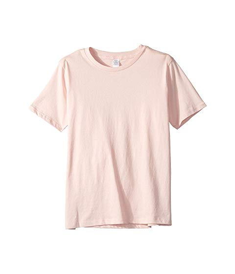 ALTERNATIVE KIDS ジャージ Tシャツ 【 THE OUTSIDER HEAVY WASH JERSEY TSHIRT BIG FADED PINK 】 キッズ ベビー マタニティ トップス 送料無料