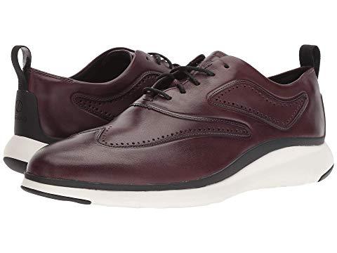 【海外限定】オックスフォード 3.ZEROGRAND 靴 メンズ靴 【 WINGTIP OXFORD 】【送料無料】