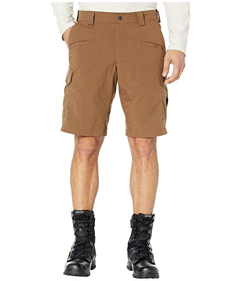 5.11 TACTICAL ショーツ ハーフパンツ 茶 ブラウン 5.11 【 BROWN TACTICAL STRYKE SHORTS BATTLE 】 メンズファッション ズボン パンツ