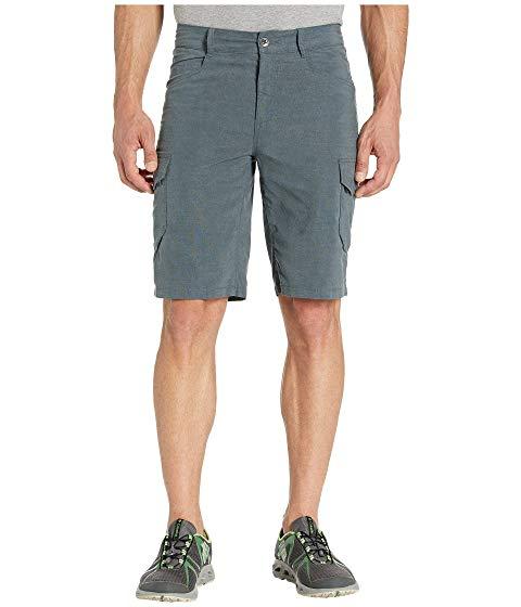 ROYAL ROBBINS ショーツ ハーフパンツ 【 ROYAL ROBBINS SPRINGDALE SHORTS SLATE 】 メンズファッション ズボン パンツ