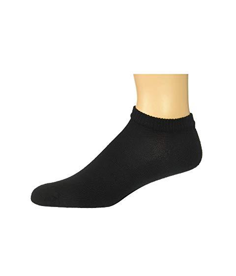 HANES ソックス 靴下 インナー 下着 ナイトウエア メンズ 下 レッグ 【 10-pack Low Cut Socks 】 Black