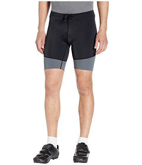 LOUIS GARNEAU 【 TRI COMP SHORTS BLACK GRAY RED 】 メンズファッション ズボン パンツ 送料無料