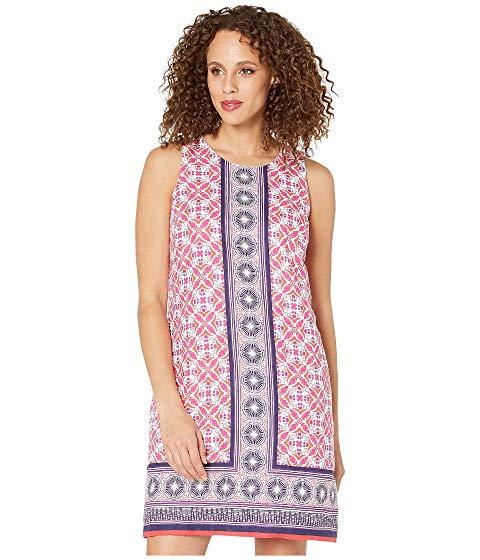 TOMMY BAHAMA ドレス パラダイス ピンク 【 PINK TOMMY BAHAMA TROPICAL TERRAZZA SHIFT DRESS PARADISE 】 レディースファッション ドレス