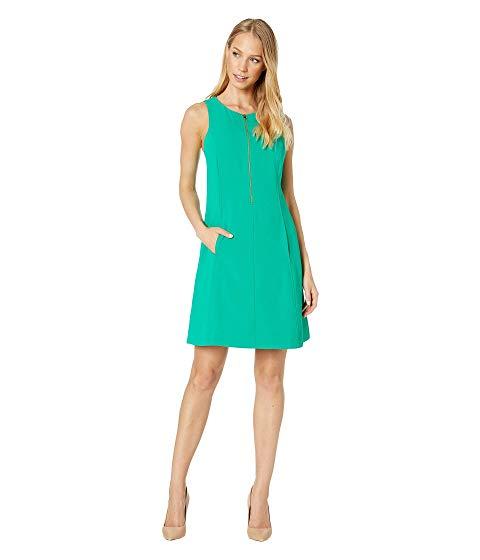 TRINA TURK ドレス 翡翠 ジェード 【 TRINA TURK REEF DRESS JADE 】 レディースファッション ドレス
