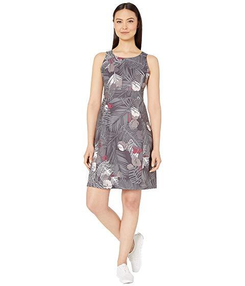 ROYAL ROBBINS ニット ドレス 【 ROYAL ROBBINS JAMMER KNIT DRESS ASPHALT PRINT 】 レディースファッション ドレス