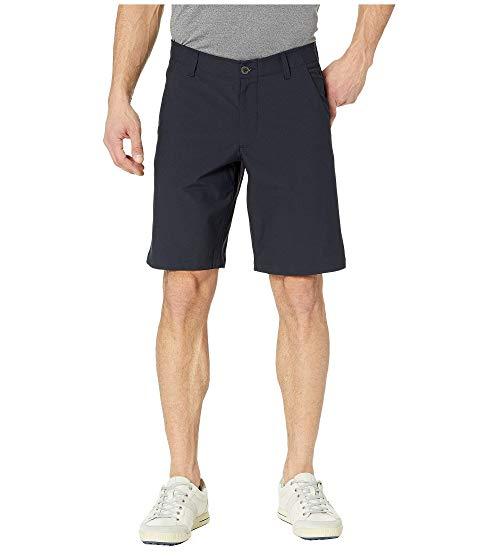 UNDER ARMOUR GOLF ゴルフ ショーツ ハーフパンツ 黒 ブラック 【 GOLF BLACK UNDER ARMOUR UA VANISH SHORTS 】 メンズファッション ズボン パンツ