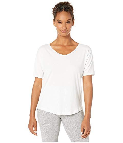 MANDUKA 【 ENLIGHT RELAXED TEE WHITE 】 レディースファッション トップス Tシャツ カットソー 送料無料