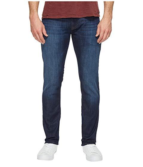 【★スーパーセール中★ 6/11深夜2時迄】MAVI JEANS スリム 藍色 インディゴ ポートランド メンズファッション ズボン パンツ メンズ 【 Marcus Slim Straight Leg In Indigo Portland 】 Indigo Portland