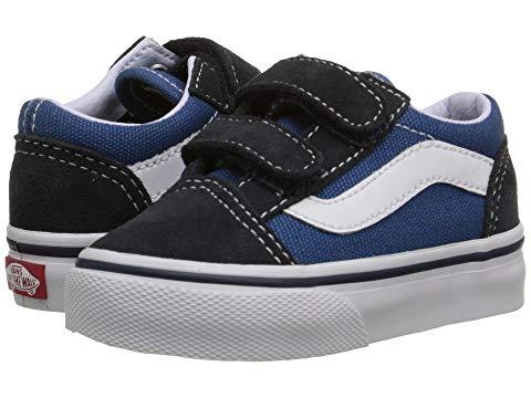 【海外限定】コア ベビー靴 ファッション 【 OLD SKOOL V CORE TODDLER 】