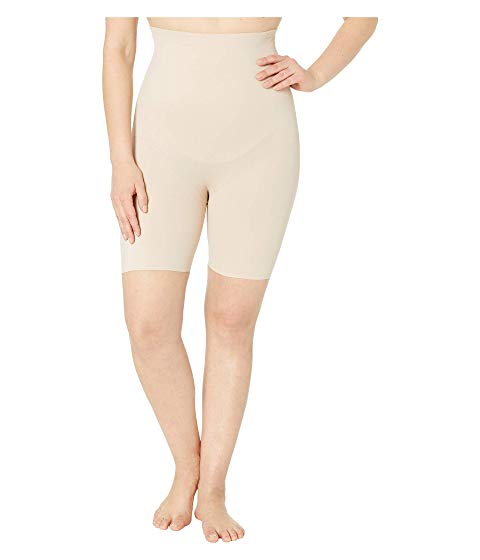 MIRACLESUIT SHAPEWEAR インナー 下着 ナイトウエア レディース 【 Plus Size Extra Firm Control High-waist Thigh Slimmer 】 Nude