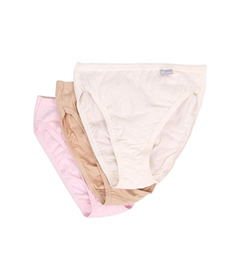 JOCKEY Elance・・ インナー 下着 ナイトウエア レディース 【 Elance・・ French Cut 3-pack 】 Ivory/peach Powder/rose Blush