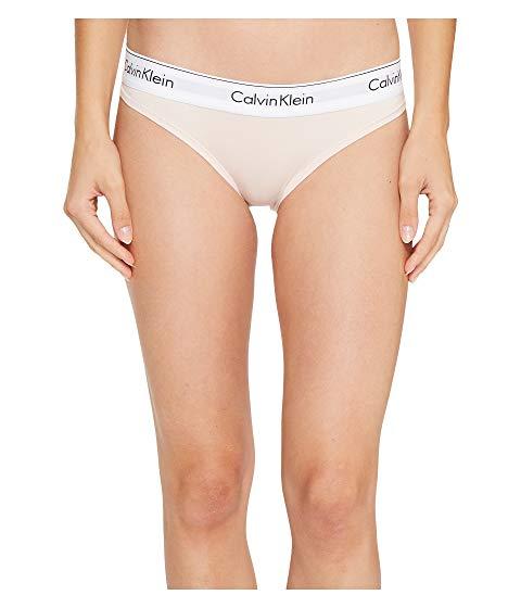 カルバンクラインアンダーウエア CALVIN KLEIN UNDERWEAR モダン インナー 下着 ナイトウエア レディース 【 Modern Cotton Bikini 】 Nymph's Thigh