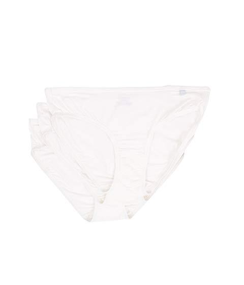JOCKEY Elance・・ インナー 下着 ナイトウエア レディース 【 Elance・・ Supersoft Bikini 3-pack 】 White/white/white