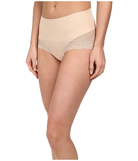 SPANX 【 SPANX UNDIETECTABLE LACE HIHIPSTER PANTY SOFT NUDE 】 インナー 下着 ナイトウエア レディース