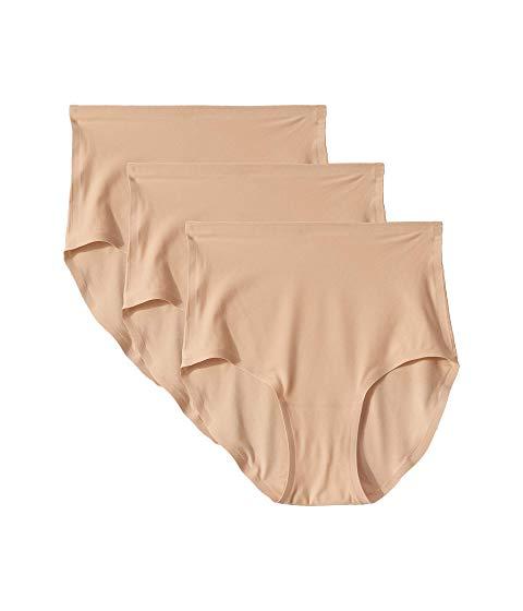 CHANTELLE インナー 下着 ナイトウエア レディース 【 Soft Stretch 3-pack Brief 】 Ultra Nude