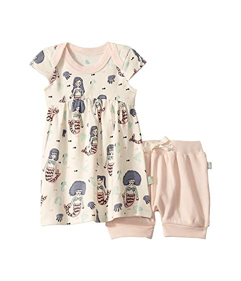 FINN + EMMA ドレス + 【 FINN EMMA DRESS WITH BLOOMER INFANT TODDLER MERMAIDS 】 キッズ ベビー マタニティ スーツ カジュアルセットアップ