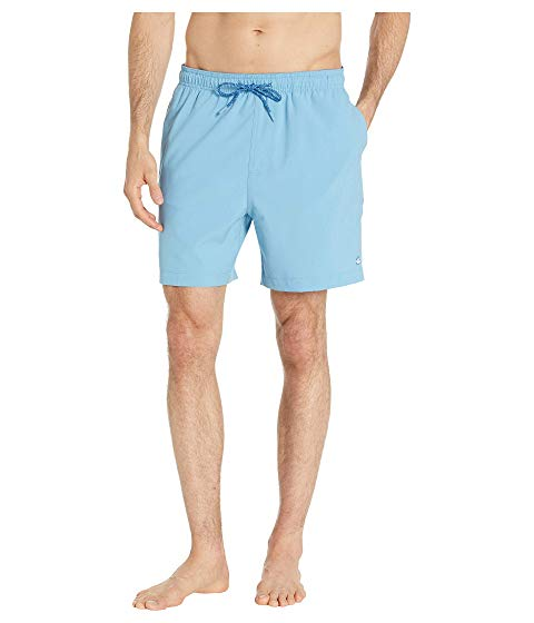 【NeaYearSALE1/1-1/5】SOUTHERN TIDE ソリッド 【 PACKABLE TRAVELREADY SOLID SWIM TRUNK HERITAGE BLUE 】 メンズファッション 水着 送料無料