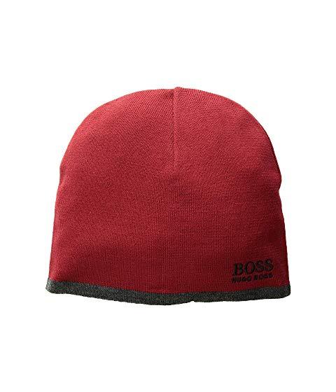 【海外限定】ロゴ キャップ 帽子 ニット帽 【 LOGO EMBROIDERED CINY KNITTED BEANIE 】