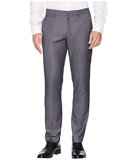 【海外限定】スリム ドレス メンズファッション ズボン 【 SLIM VERY FIT NAILHEAD DRESS PANTS 】