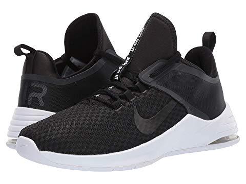 Nike Women/'s Air Max Bella TR 2 Training Shoes 8.5 US Black//Metallic Gold