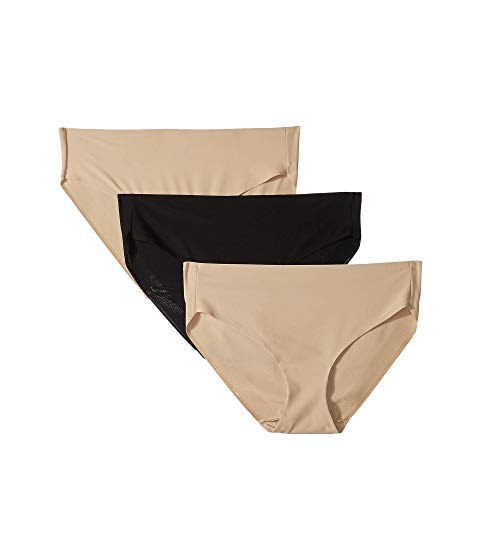 MIRACLESUIT SHAPEWEAR インナー 下着 ナイトウエア レディース 【 Tc Intimates By Miraclesuit Microfiber Hipster 3-pack 】 Nude/nude/black