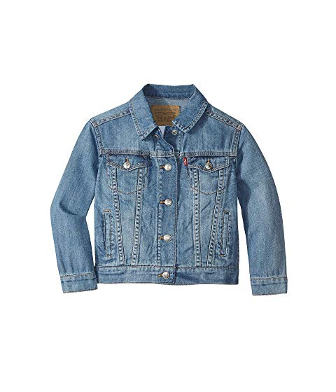 LEVI'S KIDS トラッカー LEVI'S 【 KIDS LIGHTWEIGHT TRUCKER JACKET LITTLE JACKSON 】 キッズ ベビー マタニティ コート
