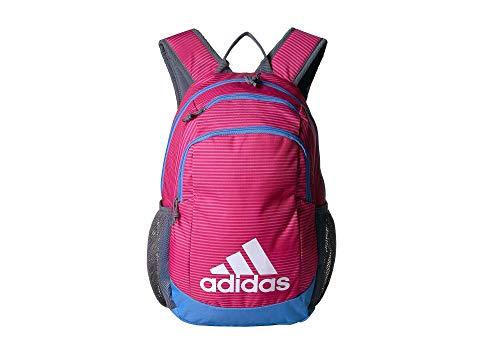 アディダスキッズ ADIDAS KIDS バックパック バッグ リュックサック キッズ ベビー マタニティ ランドセル ジュニア 【 Young Bts Creator Backpack (little Kids/big Kids) 】 Semi Solar Pink Sundown/real Blue/onix