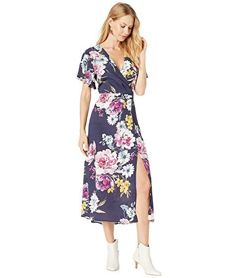 【★スーパーセール中★ 6/11深夜2時迄】YUMI KIM ドレス レディースファッション レディース 【 Milan Story Dress 】 Sweet Scent Navy