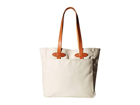 FILSON バッグ ナチュラル 【 FILSON TOTE BAG WITHOUT ZIPPER NATURAL 】 バッグ