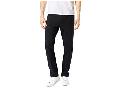 ドッカーズ DOCKERS スリム 2.0 【 SLIM FIT JEAN CUT STRETCH PANTS BLACK 】 メンズファッション ズボン パンツ 送料無料
