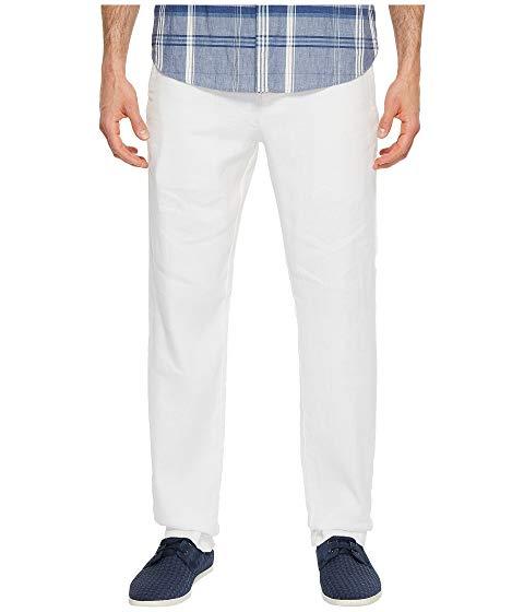 TOMMY BAHAMA 【 TOMMY BAHAMA BEACH LINEN ELASTIC WAIST PANTS CONTINENTAL 】 メンズファッション ズボン パンツ