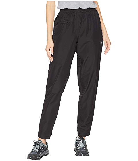 HELLY HANSEN 黒 ブラック 【 BLACK HELLY HANSEN ADEN PANTS 】 レディースファッション ボトムス パンツ