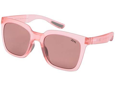 ZEAL OPTICS ローズ 【 ROSE ZEAL OPTICS CLEO ALL DAY POLARIZED LENS 】 バッグ  眼鏡