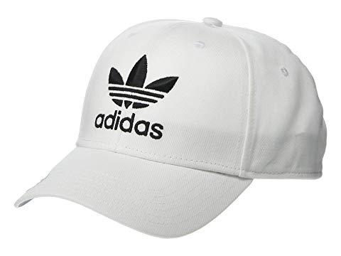 アディダスオリジナルス ADIDAS ORIGINALS アイコン スナップバック バッグ キャップ 帽子 メンズキャップ メンズ 【 Originals Icon Precurve Snapback 】 White/black