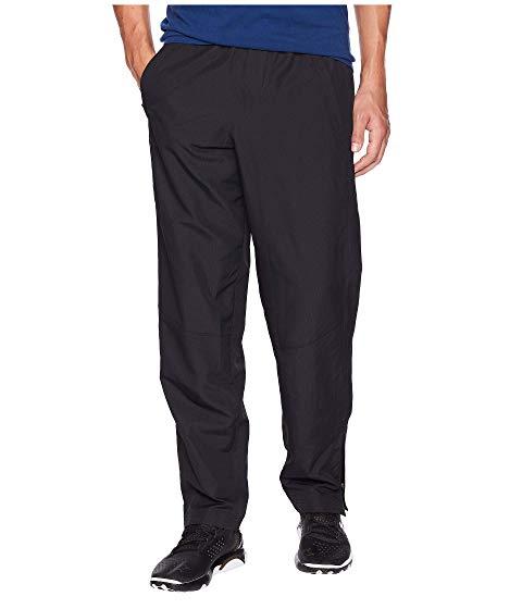 アンダーアーマー UNDER ARMOUR ウーブン 【 WOVEN SPORTSTYLE PANTS BLACK 】 メンズファッション ズボン パンツ 送料無料