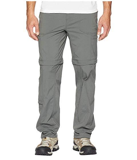ROYAL ROBBINS N' 【 BUG BARRIER TRAVELER ZIP GO PANTS CHARCOAL 】 メンズファッション ズボン パンツ 送料無料