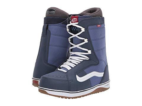 バンズ VANS スタンダード プロ スニーカー メンズ 【 Hi Standard Pro Snowboard Boots 】 Navy/white