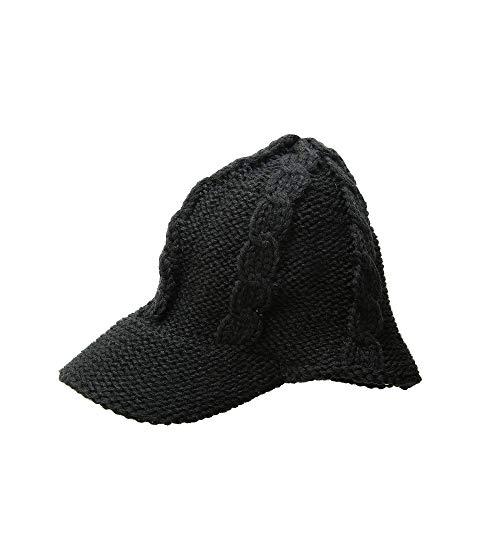 【海外限定】ニット キャップ 帽子 レディース帽子 【 KNH3606 CABLE KNIT CAP 】
