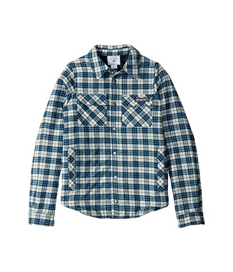 OBERMEYER KIDS 【 OBERMEYER KIDS AVERY FLANNEL JACKET LITTLE BIG ICY MEY PLAID 】 キッズ ベビー マタニティ コート
