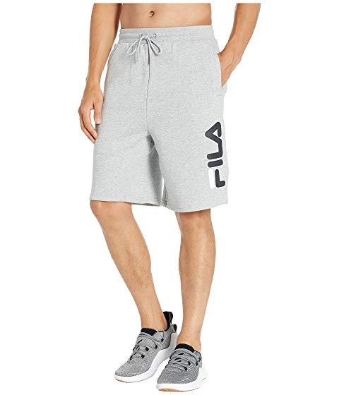 フィラ FILA GRAY灰色 グレイ 【 GREY BONO SHORTS LIGHT MARL BLACK WHITE 】 メンズファッション ズボン パンツ 送料無料