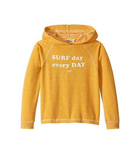 ROXY KIDS キッズ ベビー マタニティ トップス ジュニア 【 Like Gold Hoodie (little Kids/big Kids) 】 Golden Glow