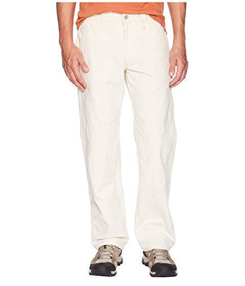 【★スーパーセール中★ 6/11深夜2時迄】SNOW PEAK メンズファッション ズボン パンツ メンズ 【 Okayama Ox Pants (raw) 】 Ecru