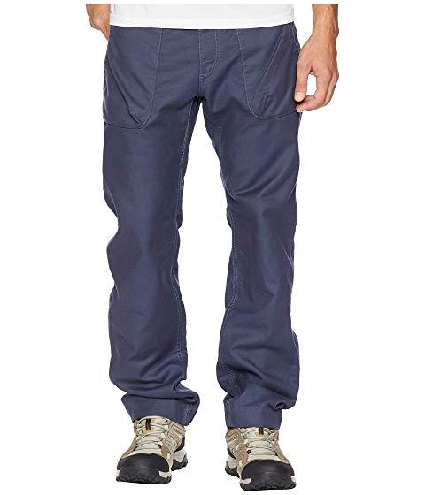 SNOW PEAK 紺 ネイビー 【 NAVY SNOW PEAK TAKIBI PANTS 】 メンズファッション ズボン パンツ