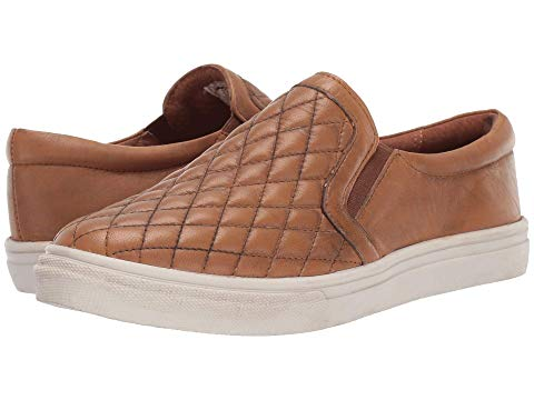 ROPER スニーカー 【 MANE BROWN BURNISHED QUILTED LEATHER 】 送料無料