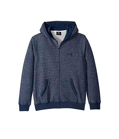 RIP CURL KIDS コア 【 CORE HOODIE BIG NAVY 】 キッズ ベビー マタニティ トップス 送料無料