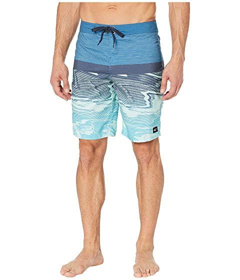 O'NEILL メンズファッション 水着 メンズ 【 Glitch Boardshorts 】 Blue