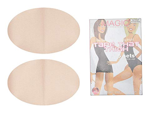 MAGIC BODYFASHION インナー 下着 ナイトウエア レディース 【 Tape That Thigh - Paper Anti-chafe Body Tape 】 Latte