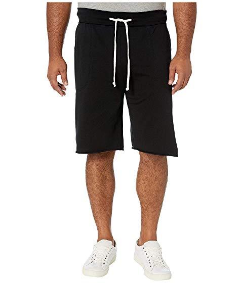 オルタナティブ ALTERNATIVE ビクトリー & 【 VICTORY BIG TALL SHORTS TRUE BLACK 】 メンズファッション ズボン パンツ 送料無料